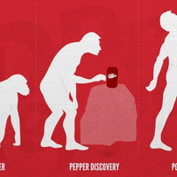 {File Under: More Grist For The Absurdist Mill} Ad Touting Dr Pepper as the 'Evolution of Flavor' Sparks Boycott  from Creationists   Mind Candy  { interdimensionally } Cubed... It's SO yesterday to be a Square   Scoop.it