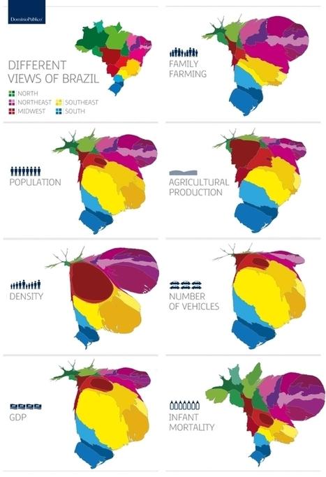 Data Visualization Infograph | infographs vodyanyk | Scoop.it
