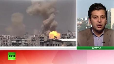 Журналист: Сирийские повстанцы считают Россию своим непосредственным врагом   Global politics   Scoop.it