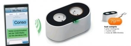 Energie › My Plug : la prise intelligente d'Orange › GreenIT.fr | Smart Building | Scoop.it