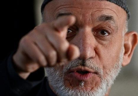 Karzai's anti-US rhetoric: An Afghan perspective - The AfPak ... | War Room | Scoop.it