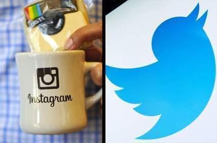 Comment Instagram est en train de dépasser Twitter | transition digitale : RSE, community manager, collaboration | Scoop.it