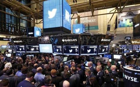 Twitter debuta en Bolsa con una subida del 73% - El Mundo.es   Antonio Galvez   Scoop.it
