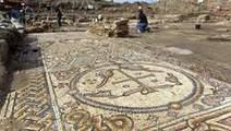1.500 jaar oude mozaïekvloer ontdekt in Israël | goossens levi geschiedenis | Scoop.it