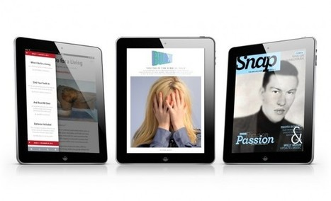 Five Must-Have iOS-Only Apple Newsstand Magazines For 2013 -- AppAdvice | iPads in Education | Scoop.it
