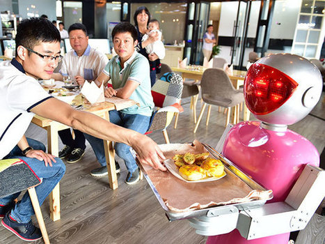 Shockingly, Robots Are Really Bad at Waiting Tables   Artificial Intelligence and Robotics   Scoop.it