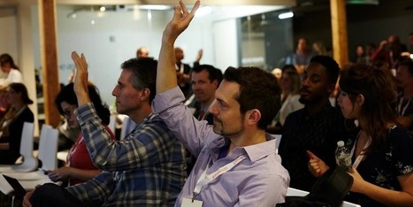 Galvanize SF: Growth Hack Your Sales & Personal Branding   Reading Pool   Scoop.it