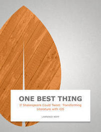 If Shakespeare Could Tweet: Transforming Literature with iOS | ReadingInterventions | Scoop.it