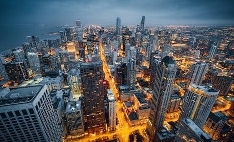 Chicago veut détecter les smartphones pour déterminer les mouvements des piétons | Sociétédufutur | Scoop.it