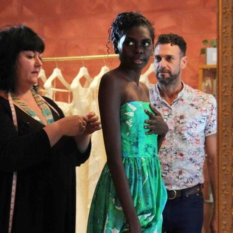 From Yirrkala to catwalks: Meet NT's entrant for Miss World | Community Dance | Scoop.it