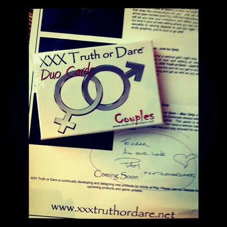 DareTwo (xxxtruthordare) on Twitter | XXX Truth or Dare Game | Scoop.it