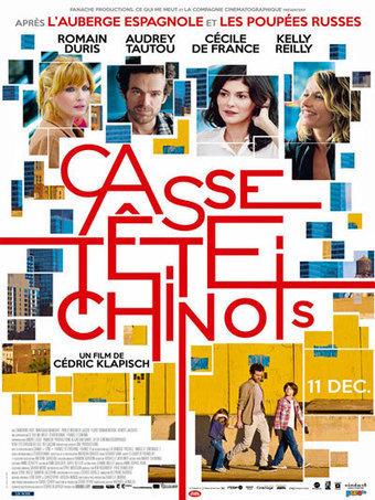 TICs en FLE: Le film à regarder : Casse-tête chinois (2013) | aimer la langue | Scoop.it