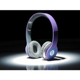 Beats by Dr. Dre Solo Diamond Blue Headphones Purple MB204 | CheapBeatsbyDreoutlet | Scoop.it