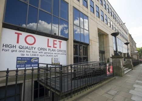 Vacant Queen Str office block to become aparthotel | Today's Edinburgh News | Scoop.it