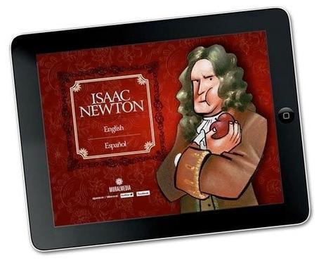 Applesfera - Isaac Newton App, una biografía interactiva para descubrir todos los experimentos del científico británico en tu iPad | iPad classroom | Scoop.it