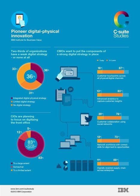 IBM C-suite study Pioneer digital-physical innovation   Designing  service   Scoop.it