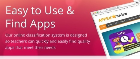 APP ED REVIEW Launches Industry-Best Rubric-Based Educational App Review Service — Emerging Education Technologies | 21st century Special Education | Scoop.it