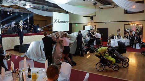 X-lander pokazuje wózki na sezon 2014/2015 - Branża Dziecięca | Wózki dla dzieci | Scoop.it