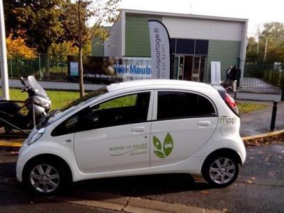 Marne-la-Vallée déploie des plateformes d'éco-mobilité avec MOPeasy - Ecollectivités | Mobilite | Scoop.it