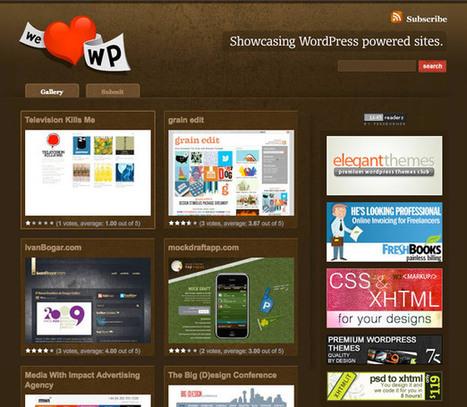 50 Monochromatic Website Designs | Web design | Scoop.it