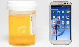 La recharge à l'urine pour smartphone | cours info | Scoop.it