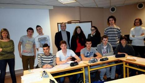 Montauban. La démocratie, la crise : les lycéens aussi s'y intéressent   Lycée Antoine Bourdelle : on en parle...   Scoop.it