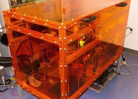 MIT's New 3D Printer Can Print 10 Materials Simultaneously   Differentiated and ict Instruction   Scoop.it