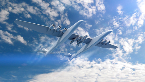 Paul Allen's Stratolaunch teams up (again) with Orbital ATK on air-launched rockets | New Space | Scoop.it
