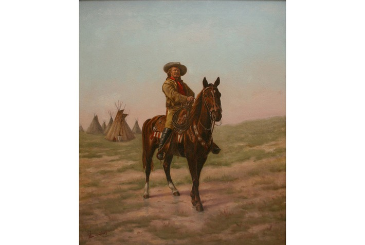 Art exhibition exploring Oklahoma history opens at the Fred Jones Jr. Museum of Art   Art Daily   Kiosque du monde : Amériques   Scoop.it