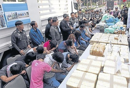 Drug traffickers flood Thailand with 'happy hour' drugs | Bangkok Post: news | Thailand Business News | Scoop.it