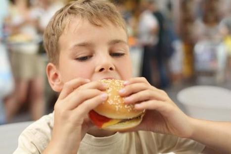 Kids' fast food consumption on the decline: study   Kickin' Kickers   Scoop.it