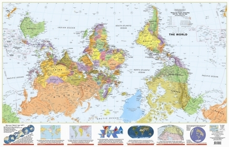 DIVERSOPHY.COM - using the Peters Map   Postcolonial mind   Scoop.it