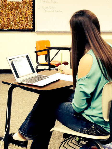 Andress flips her classroom - The Glen Rose Reporter | Ipads | Scoop.it
