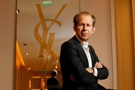 Did Apple Hire Former Yves Saint Laurent CEO to Work on Wearables? - BoF - The Business of Fashion | Société | Scoop.it