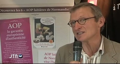 Les AOP Laitières de Normandie s'unissent pour promouvoir la qualité et l'authenticité de leurs produits. | thevoiceofcheese | Scoop.it
