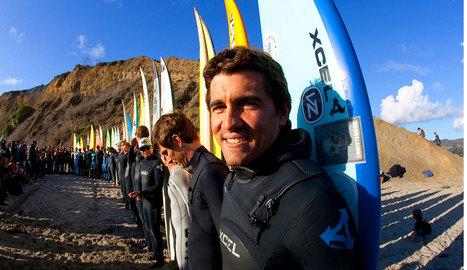 Portraits of Men Who Ride Mavericks | The Inertia | SurfSpotting | Scoop.it