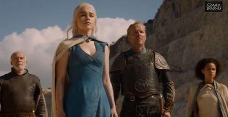 Bekijk de eerste trailer van het nieuwe seizoen 'Game of Thr... - De Standaard | MaCuSa | Scoop.it
