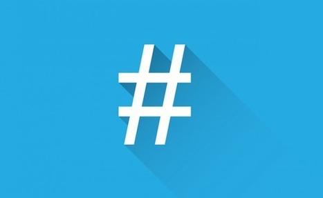 Réseaux sociaux : Hashtag ou pas hashtag ? Telle est la question   Clic France   Scoop.it