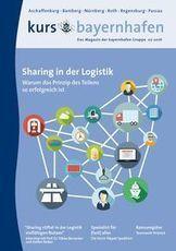 Neue Ausgabe des Kundenmagazins kurs bayernhafen 07-2016 - bayernhafen Gruppe | Sharing Economy | Scoop.it