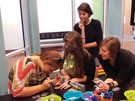 Maker Corps Calls for New Members | Educator Innovator | CLMOOC | Scoop.it