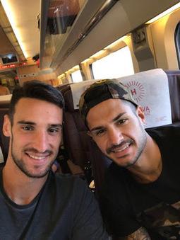 Los cinco Sevillistas convocados con sus selecciones | Noticias Sevilla FC | Scoop.it