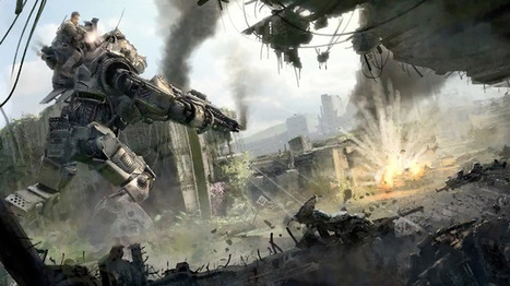 Titanfall for PlayStation Spotted in Developer Video - Crave Online | Graphics | Scoop.it