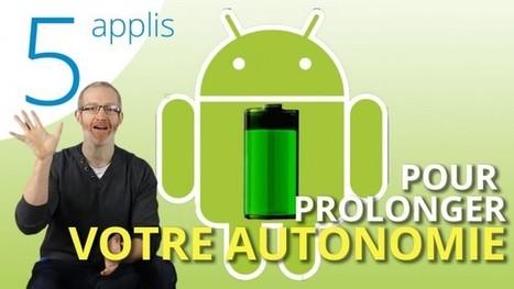 5 applis pour optimiser l'autonomie de votre smartphone | Applications Iphone, Ipad, Android et avec un zeste de news | Scoop.it