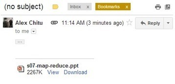 Search Inside Gmail Attachments | Online Marketing Resources | Scoop.it