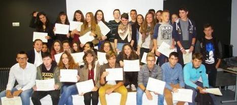 Les collégiens de Pasteur ont reçu le Diplôme National du Brevet | Le Collège dans la presse | Scoop.it