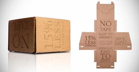 Inventata la scatola di cartone eco: due ragazzi rivoluzionano il mondo del packaging   Scatole   Scoop.it