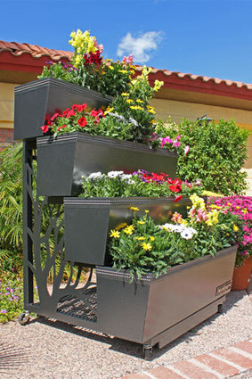 Mobilegro - Portable Garden Carts for all Spaces and Places | Annie Haven | Haven Brand | Scoop.it