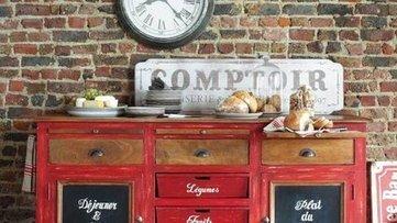 Les murs de ma cuisine ne sont pas droits. Comment aménager ma pièce ? | IMMOBILIER 2015 | Scoop.it