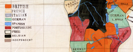 Missionary Maps of Africa (1908) - the BIG Map Blog | AP HUMAN GEOGRAPHY DIGITAL  STUDY: MIKE BUSARELLO | Scoop.it