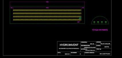 Impianto in costruzione per produzione peperoncino tondo   HYDROINVENT s.r.l.   Idroponica   Scoop.it
